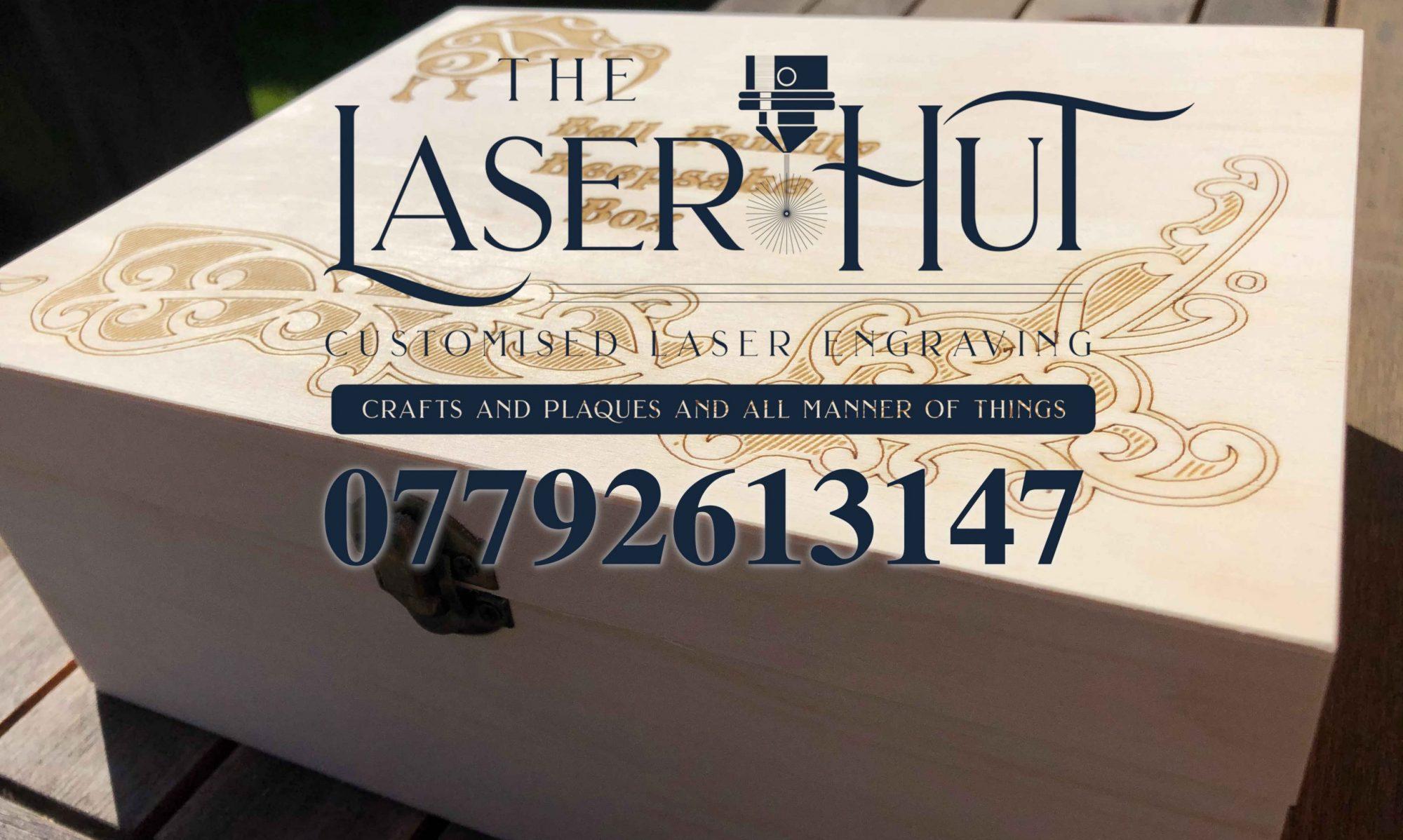 The Laser Hut